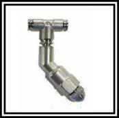 alpha 45 elbow nozzle